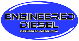 engineered diesel sponsor logo